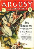 Argosy Part 3: Argosy All-Story Weekly (1920-1929 Munsey/William T. Dewart) Sep 1 1928
