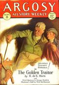 Argosy Part 3: Argosy All-Story Weekly (1920-1929 Munsey/William T. Dewart) Sep 8 1928