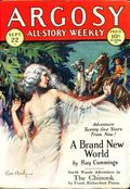 Argosy Part 3: Argosy All-Story Weekly (1920-1929 Munsey/William T. Dewart) Sep 22 1928