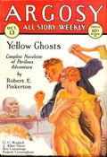 Argosy Part 3: Argosy All-Story Weekly (1920-1929 Munsey/William T. Dewart) Oct 13 1928