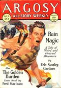 Argosy Part 3: Argosy All-Story Weekly (1920-1929 Munsey/William T. Dewart) Oct 20 1928