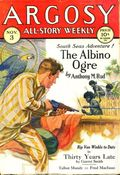 Argosy Part 3: Argosy All-Story Weekly (1920-1929 Munsey/William T. Dewart) Nov 3 1928