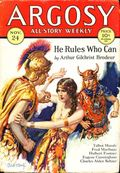 Argosy Part 3: Argosy All-Story Weekly (1920-1929 Munsey/William T. Dewart) Nov 24 1928