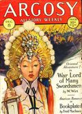 Argosy Part 3: Argosy All-Story Weekly (1920-1929 Munsey/William T. Dewart) Dec 8 1928