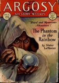 Argosy Part 3: Argosy All-Story Weekly (1920-1929 Munsey/William T. Dewart) Dec 29 1928
