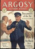 Argosy Part 3: Argosy All-Story Weekly (1920-1929 Munsey/William T. Dewart) Jan 12 1929