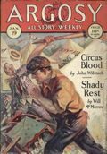 Argosy Part 3: Argosy All-Story Weekly (1920-1929 Munsey/William T. Dewart) Jan 19 1929