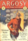 Argosy Part 3: Argosy All-Story Weekly (1920-1929 Munsey/William T. Dewart) Jan 26 1929