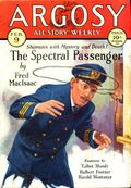 Argosy Part 3: Argosy All-Story Weekly (1920-1929 Munsey/William T. Dewart) Feb 9 1929