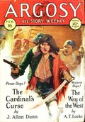 Argosy Part 3: Argosy All-Story Weekly (1920-1929 Munsey/William T. Dewart) Feb 16 1929