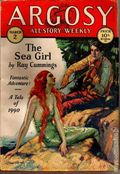Argosy Part 3: Argosy All-Story Weekly (1920-1929 Munsey/William T. Dewart) Mar 2 1929