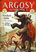 Argosy Part 3: Argosy All-Story Weekly (1920-1929 Munsey/William T. Dewart) Mar 9 1929