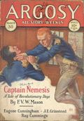 Argosy Part 3: Argosy All-Story Weekly (1920-1929 Munsey/William T. Dewart) Mar 30 1929