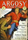Argosy Part 3: Argosy All-Story Weekly (1920-1929 Munsey/William T. Dewart) Apr 13 1929