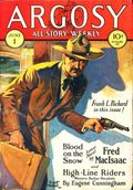 Argosy Part 3: Argosy All-Story Weekly (1920-1929 Munsey/William T. Dewart) Jun 1 1929
