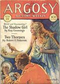 Argosy Part 3: Argosy All-Story Weekly (1920-1929 Munsey/William T. Dewart) Jun 22 1929