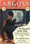 Argosy Part 3: Argosy All-Story Weekly (1920-1929 Munsey/William T. Dewart) Jun 29 1929
