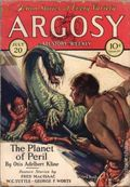 Argosy Part 3: Argosy All-Story Weekly (1920-1929 Munsey/William T. Dewart) Jul 20 1929