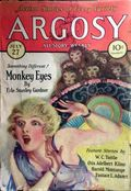Argosy Part 3: Argosy All-Story Weekly (1920-1929 Munsey/William T. Dewart) Jul 27 1929