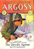 Argosy Part 3: Argosy All-Story Weekly (1920-1929 Munsey/William T. Dewart) Aug 10 1929