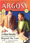 Argosy Part 3: Argosy All-Story Weekly (1920-1929 Munsey/William T. Dewart) Aug 17 1929