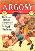 Argosy Part 3: Argosy All-Story Weekly (1920-1929 Munsey/William T. Dewart) Aug 31 1929
