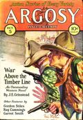 Argosy Part 4: Argosy Weekly (1929-1943 William T. Dewart) Oct 5 1929