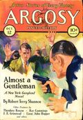 Argosy Part 4: Argosy Weekly (1929-1943 William T. Dewart) Oct 12 1929
