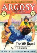 Argosy Part 4: Argosy Weekly (1929-1943 William T. Dewart) Nov 9 1929