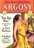 Argosy Part 4: Argosy Weekly (1929-1943 William T. Dewart) Nov 23 1929