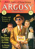 Argosy Part 4: Argosy Weekly (1929-1943 William T. Dewart) Nov 30 1929