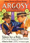 Argosy Part 4: Argosy Weekly (1929-1943 William T. Dewart) Dec 14 1929