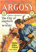 Argosy Part 4: Argosy Weekly (1929-1943 William T. Dewart) Mar 29 1930