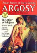 Argosy Part 4: Argosy Weekly (1929-1943 William T. Dewart) May 24 1930