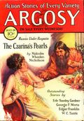 Argosy Part 4: Argosy Weekly (1929-1943 William T. Dewart) Jul 19 1930