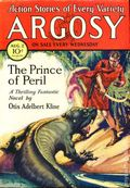 Argosy Part 4: Argosy Weekly (1929-1943 William T. Dewart) Aug 2 1930