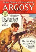 Argosy Part 4: Argosy Weekly (1929-1943 William T. Dewart) Oct 4 1930