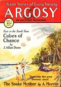 Argosy Part 4: Argosy Weekly (1929-1943 William T. Dewart) Nov 1 1930