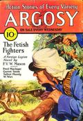 Argosy Part 4: Argosy Weekly (1929-1943 William T. Dewart) Jan 3 1931