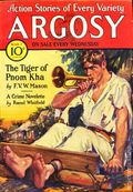 Argosy Part 4: Argosy Weekly (1929-1943 William T. Dewart) Vol. 219 #3