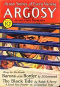 Argosy Part 4: Argosy Weekly (1929-1943 William T. Dewart) Vol. 219 #4