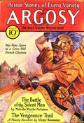 Argosy Part 4: Argosy Weekly (1929-1943 William T. Dewart) Vol. 219 #5