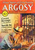 Argosy Part 4: Argosy Weekly (1929-1943 William T. Dewart) Vol. 220 #5