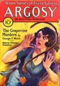 Argosy Part 4: Argosy Weekly (1929-1943 William T. Dewart) Jun 20 1931