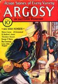 Argosy Part 4: Argosy Weekly (1929-1943 William T. Dewart) Jul 4 1931