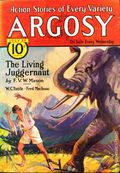 Argosy Part 4: Argosy Weekly (1929-1943 William T. Dewart) Jul 25 1931