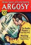 Argosy Part 4: Argosy Weekly (1929-1943 William T. Dewart) Aug 1 1931