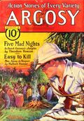Argosy Part 4: Argosy Weekly (1929-1943 William T. Dewart) Aug 8 1931