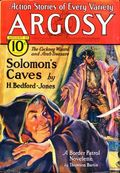 Argosy Part 4: Argosy Weekly (1929-1943 William T. Dewart) Aug 15 1931