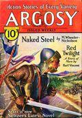 Argosy Part 4: Argosy Weekly (1929-1943 William T. Dewart) Vol. 223 #6
